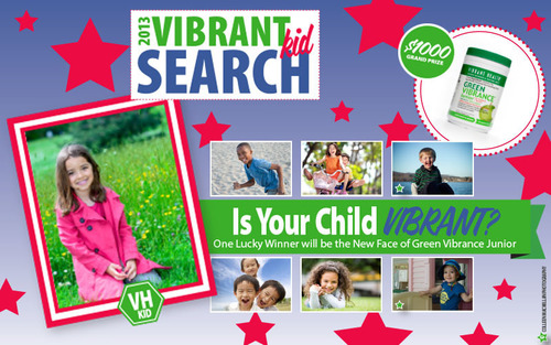 Vibrant Health Vibrant Kid Search.  (PRNewsFoto/Vibrant Health)