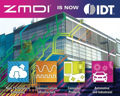 IDT Completes Acquisition of ZMDI