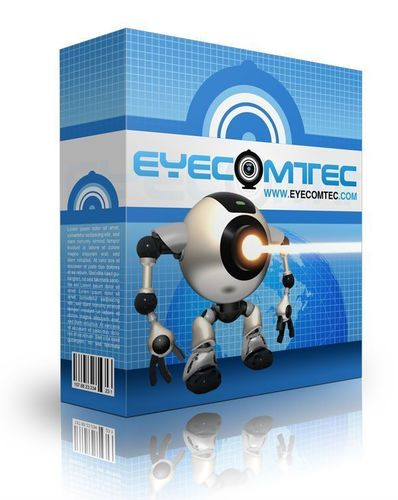 EyeComTec Releases the ECTtracker - Software Solution Allowing Paralysis Sufferers to Communicate at No-Cost (PRNewsFoto/EyeComTec)