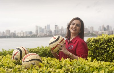 Nita Ambani first Indian Woman nominated to International Olympics Committee