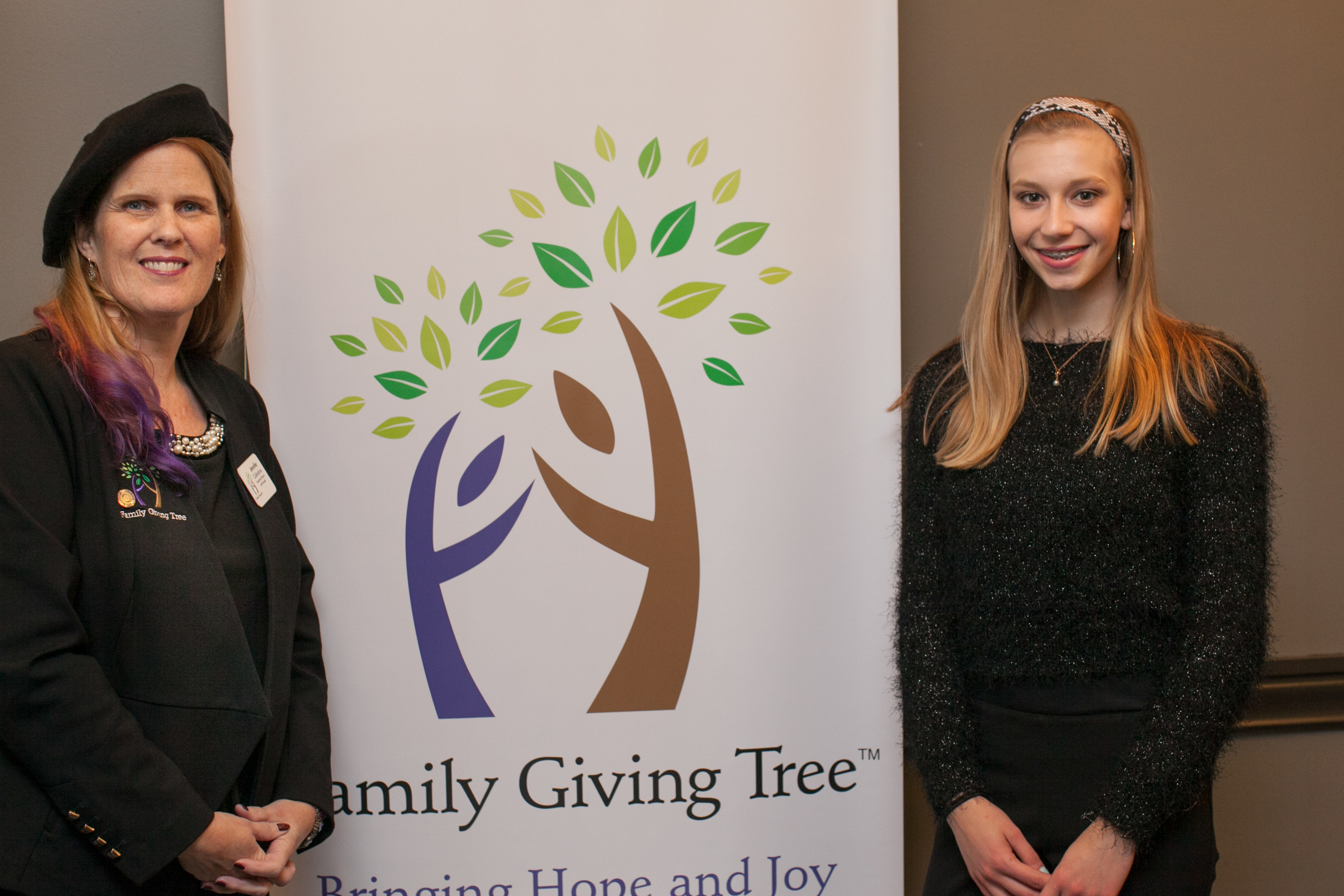 Two-Time U.S. silver medalist Polina Edmunds Champions Silicon Valley Non-Profit Family Giving Tree