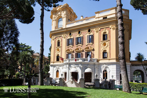 LUISS Business School in Rome, Italy, enters the elite of education (PRNewsFoto/LUISS Business School) (PRNewsFoto/LUISS Business School)