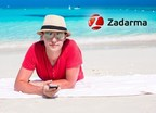 Zadarma Project Releases SIM-Cards with Integrated VoIP Services and Great Rates (PRNewsFoto/Zadarma Project)