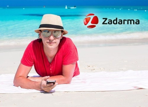 Zadarma Project Releases SIM-Cards with Integrated VoIP Services and Great Rates (PRNewsFoto/Zadarma Project) ...