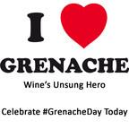 Grenache Day September 19, 2014 (PRNewsFoto/Grenache Association)