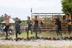 Touchdown! Marriott Rewards Reunites Friday Night Lights Cast Members To Conquer A Spartan Super Race