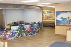 PM Pediatrics Announces Completion of Its Syosset, NY Office Expansion and Redesign.  (PRNewsFoto/PM Pediatrics)