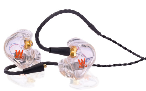 Westone announces the launch of the latest update of their AC Series of high performance custom in-ear earphone monitors designed by musicians for music professionals and audio lovers. (PRNewsFoto/Westone) (PRNewsFoto/WESTONE)