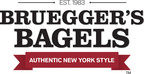 Bruegger's Bagels celebrates its 31st birthday with gift for its guests.  (PRNewsFoto/Bruegger's Enterprises, Inc.)