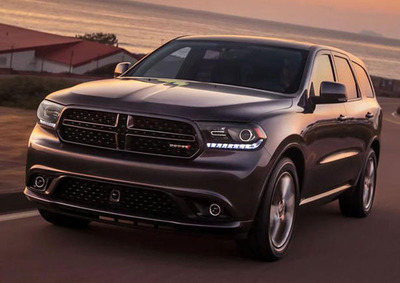 The 2014 Dodge Durango will offer a new fuel-efficient eight-speed automatic transmission.(PRNewsFoto/Briggs Auto Group)