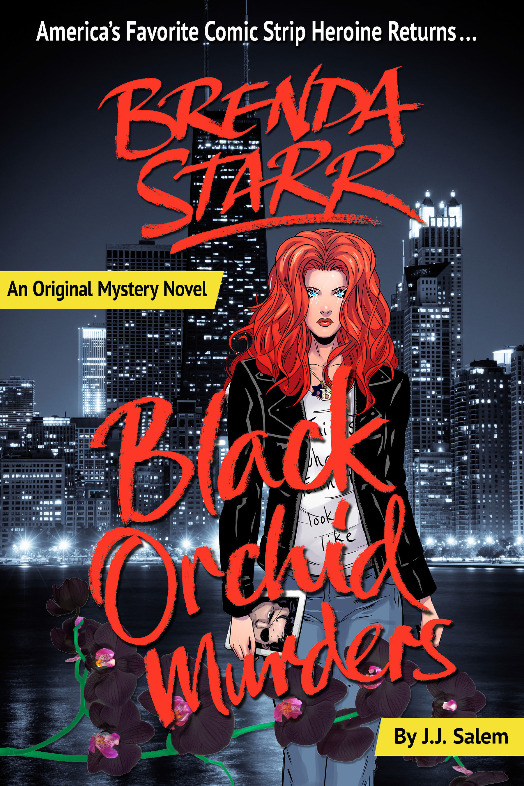 Comic Strip Heroine Brenda Starr Returns
