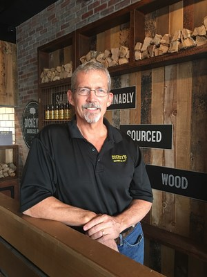 The new Dickey's location in Lake Charles, LA will be opened by Rob Ray.