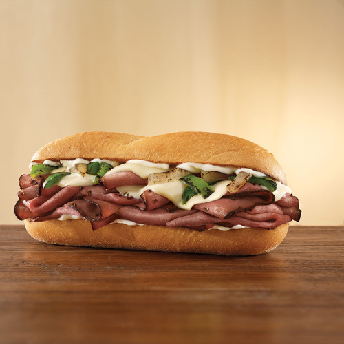 Arby's® Introduces What Could be the Best Philly Sandwich Outside of Philly
