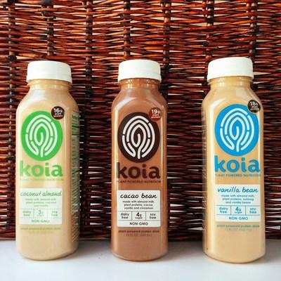 Koia-Plant Powered Nutrition