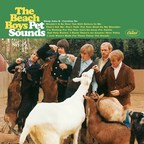 The Beach Boys' acclaimed 1966 'Pet Sounds' album will debut on Blu-ray Audio on June 16, with added tracks and a new 5.1 Surround mix.