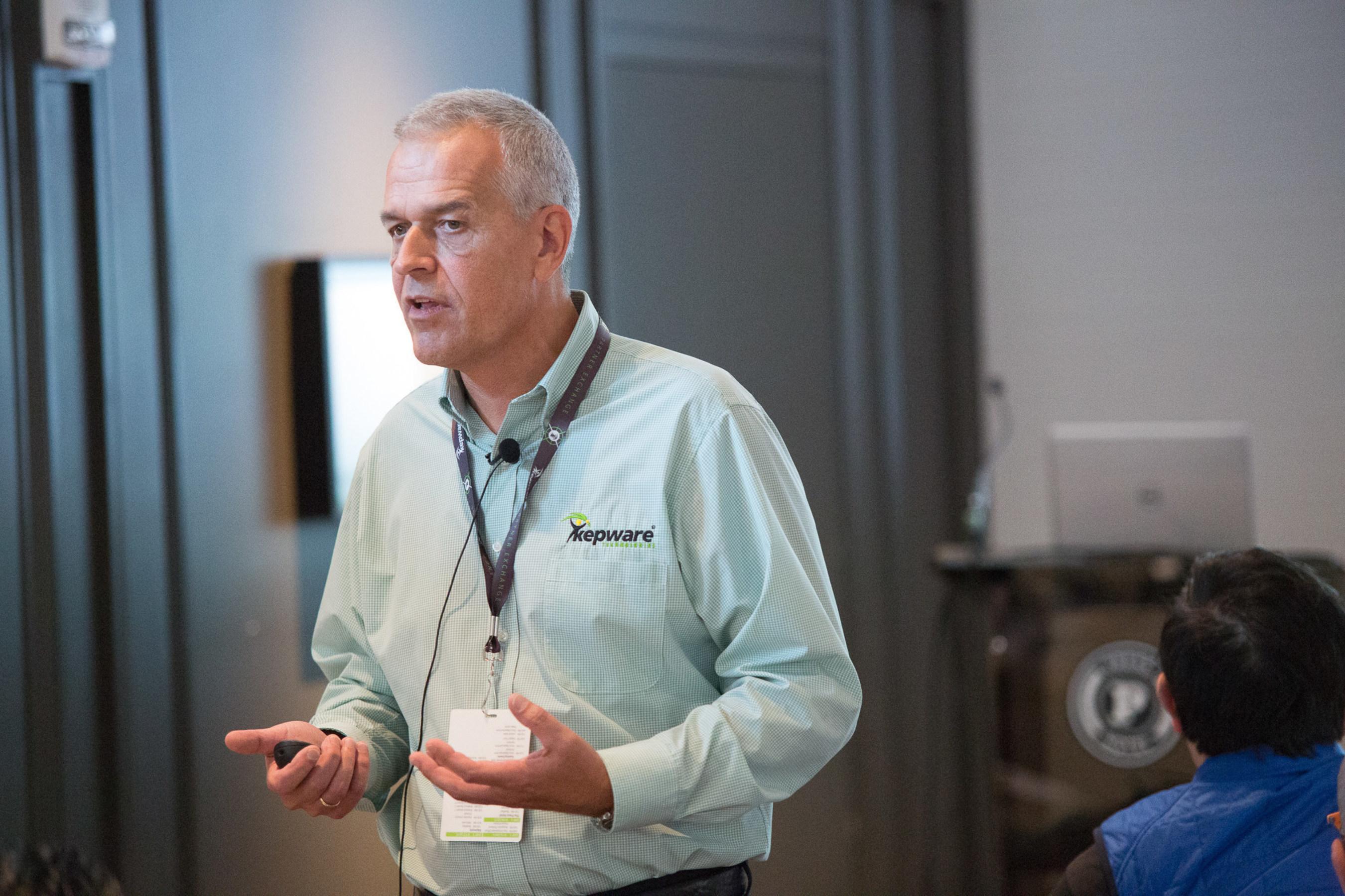 Kepware's Ole Borgbjerg, Managing Director, Europe