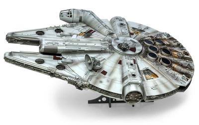 Millennium Falcon 904-piece model by Revell, Inc.