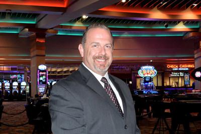 Michael Hamilton, Paragon Casino Resort General Manager