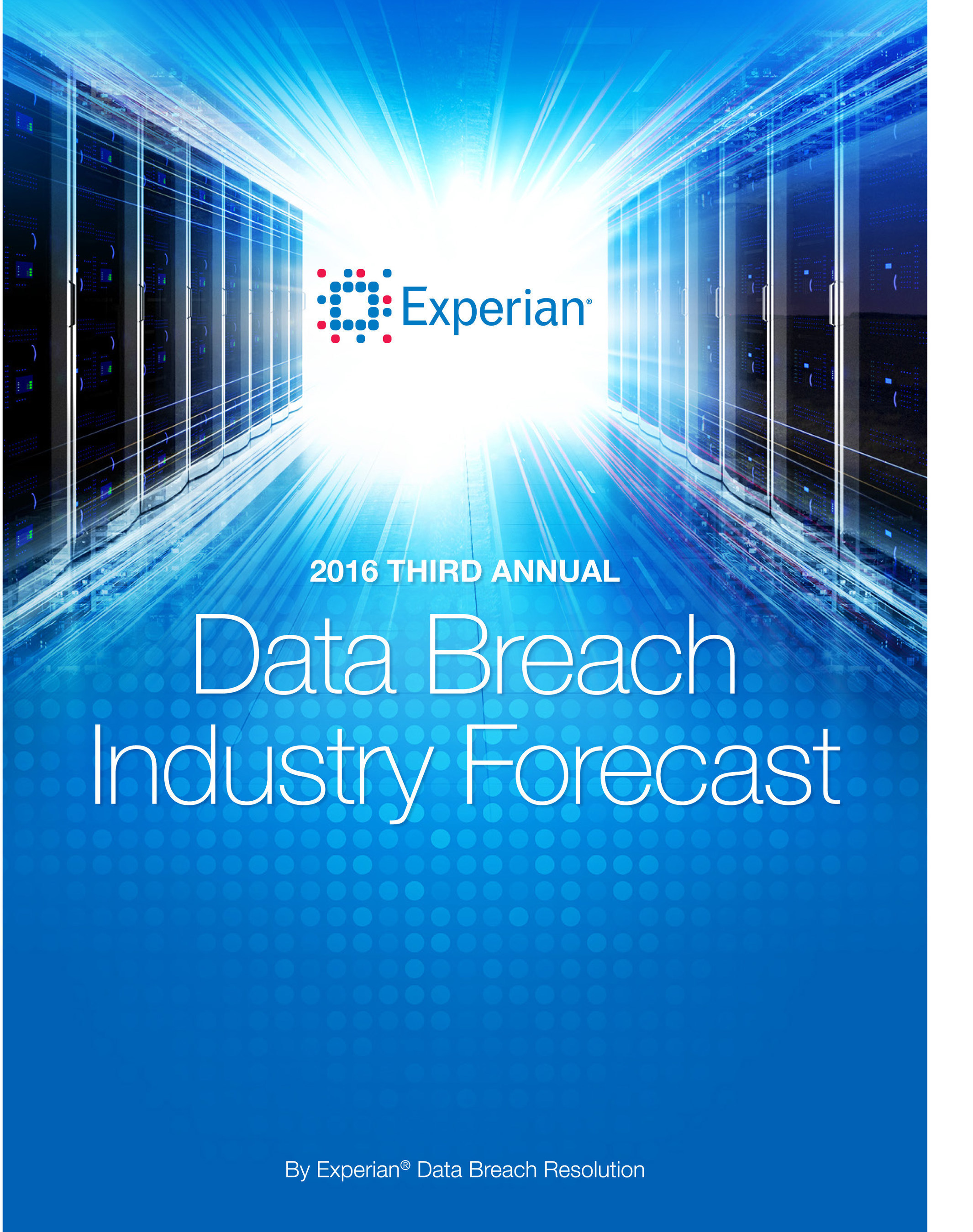 Experian Data Breach Resolution releases its third annual Data Breach Industry Forecast. Download the free report: http://bit.ly/1l05dq8