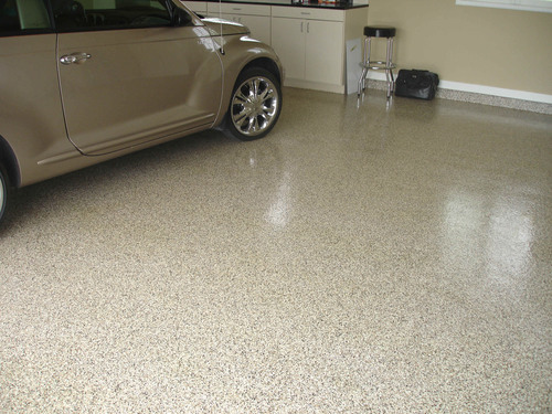 Everlast Epoxy Helps Automotive Facilities Look Their Best