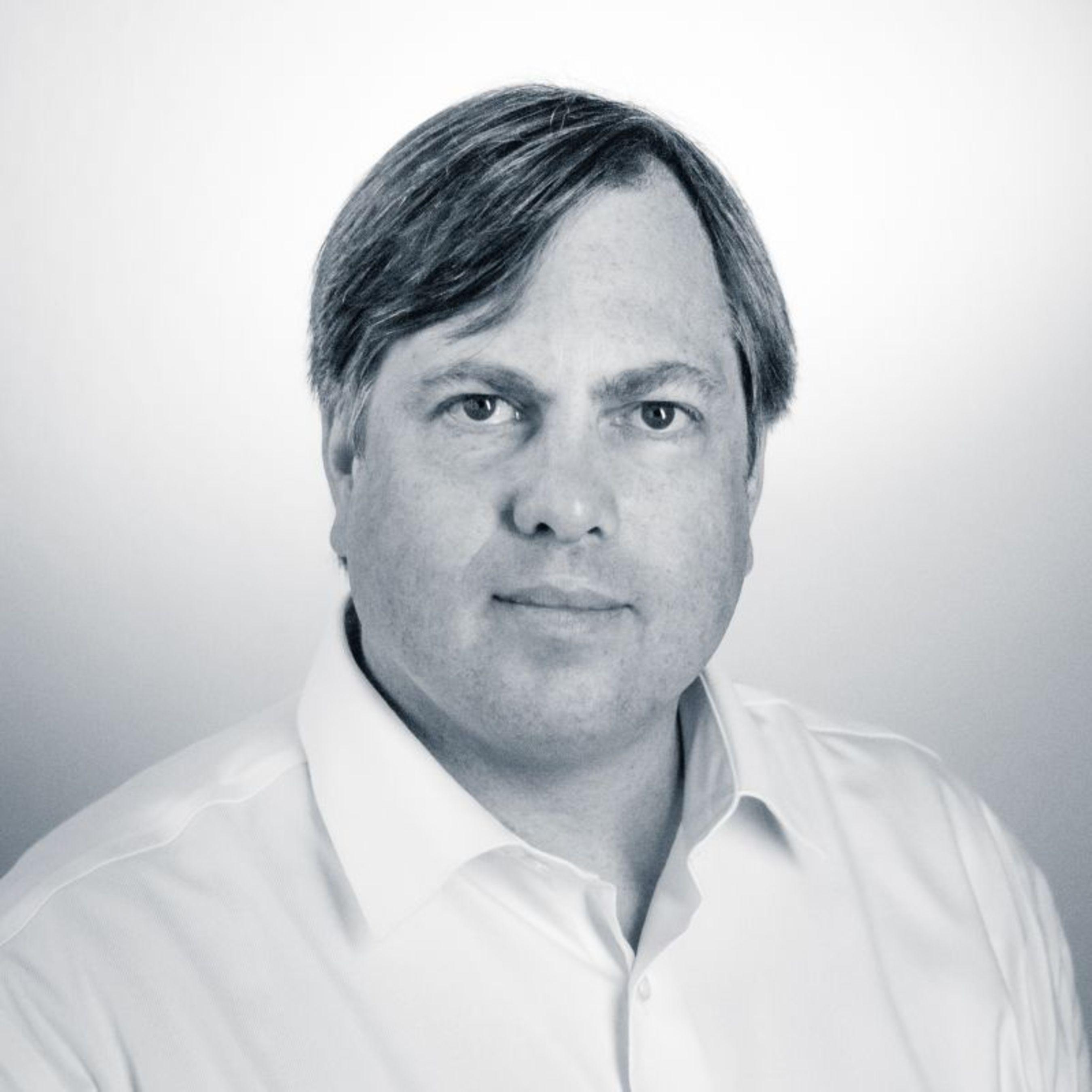 Paul Johnson, Vice President of Global Sales, RhodeCode. (PRNewsFoto/RhodeCode, Inc.)