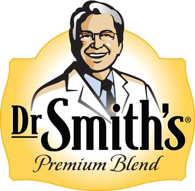 Dr. Smith's logo.