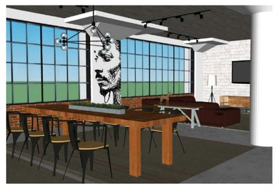 Interior Renderings of ROC's Downtown LA - The Row