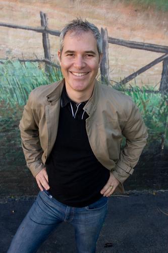 Richard McCarthy, Executive Director of Slow Food USA.  (PRNewsFoto/Slow Food USA)