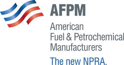 AFPM.  (PRNewsFoto/American Fuel & Petrochemical Manufacturers)