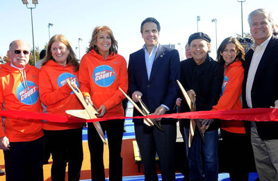 Billy Crystal, Hall of Famer and WNBA Star Nancy Lieberman, with WorldVentures Foundation Show Dedication to Rebuilding Long Beach Community in Special Opening Ceremony One Year Post Hurricane Sandy