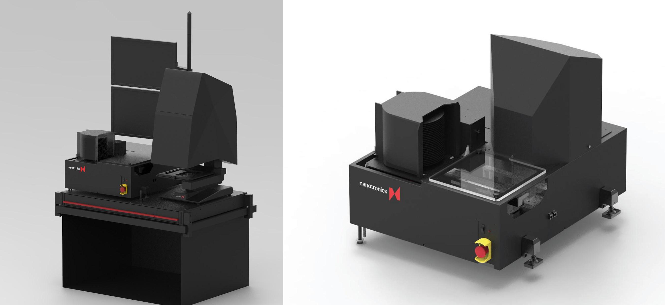 Nanotronics nSpec(R) 2.0 + Rapid Automated Macro Inspection
