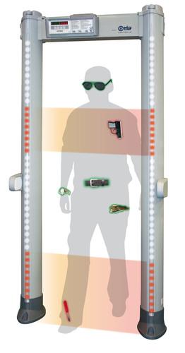 CEIA 02PN20 Walk-Through Metal Detector.  (PRNewsFoto/CEIA USA)
