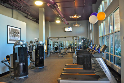 Emigration Court Celebrates Grand Opening of Brand New Athletic Club
