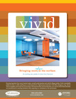 The New Vivid Collection from Nevamar: Bringing More Color to Decorative Surfaces.  (PRNewsFoto/Panolam Industries)