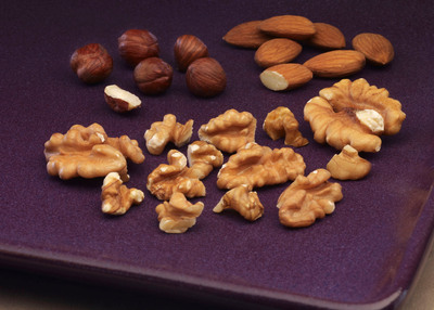Walnuts: key ingredient in PREDIMED.  (PRNewsFoto/California Walnut Commission)