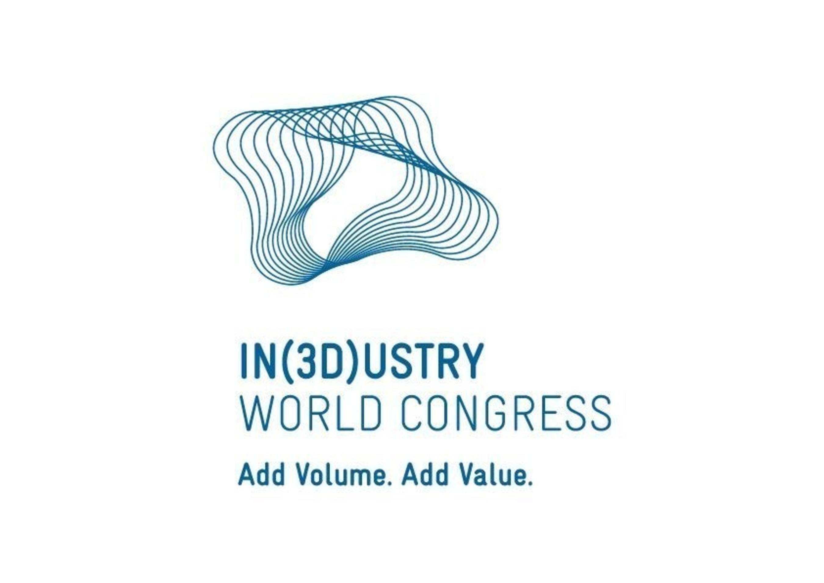 In(3D)ustryWorld Congress (PRNewsFoto/Fira de Barcelona) (PRNewsFoto/Fira de Barcelona)