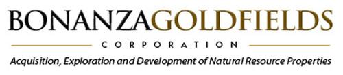Bonanza Goldfields Logo.  (PRNewsFoto/Bonanza Goldfields Corporation)