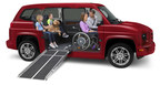 The MV-1 is redefining accessible transportation with a built-in side-entry power ramp, ample head room, and seating for up to five which includes the ability to safely accommodate two wheelchair users at a time-one of whom rides in the front and the other in the spacious passenger area -making it the perfect solution for consumers, commercial use, and government fleets.