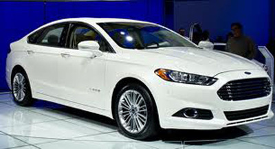Ford Fusion Hybrid-Provides power and fuel efficiency in one great car!  (PRNewsFoto/Maritime Ford)