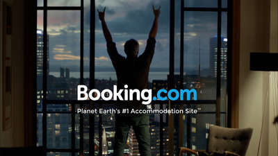"Booking.com Recognized by HSMAI Adrian Awards and Launches New ""Booking Epic"" Brand Campaign. Booking.com (https://www.booking.com), the largest brand in the global online accommodation sector, has been recognized by The Hospitality Sales and Marketing Association International (HSMAI) for its first U.S. advertising campaign, 'Booking.yeah,' which launched in 2013. On the heels of this prestigious recognition, the company has just released its next brand campaign, this time putting the spotlight on Booking.com's vast range of accommodation. Go to https://www.youtube.com/booking to view and link to the 'Booking Epic' 60 second film. (PRNewsFoto/Booking.com) (PRNewsFoto/BOOKING.COM)"