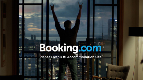 "Booking.com Recognized by HSMAI Adrian Awards and Launches New ""Booking Epic"" Brand Campaign. ..."