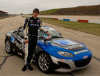 Devin Jones will race in the SCCA Pro Racing Mazda MX-5 Cup this year for C.J. Wilson Racing.  (PRNewsFoto/VeriStor Systems, Inc.)