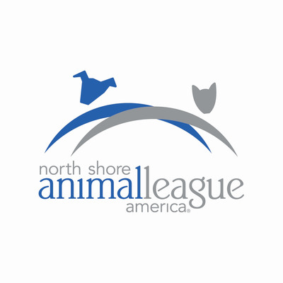 North Shore Animal League America new logo.  (PRNewsFoto/North Shore Animal League America)