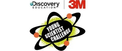 Discovery Education 3M Young Scientist Challenge (PRNewsFoto/Discovery Education)
