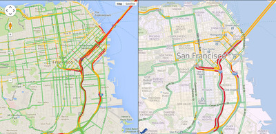 Inrix Partners With San Francisco On Expanding Traffic Information Services For Bay Area Drivers