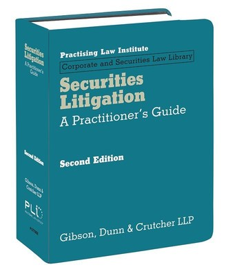 Securities Litigation, Second Edition