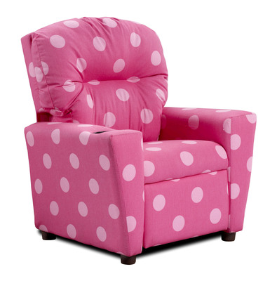 KidzWorld Recliner from Wayfair.com.  (PRNewsFoto/Wayfair.com)