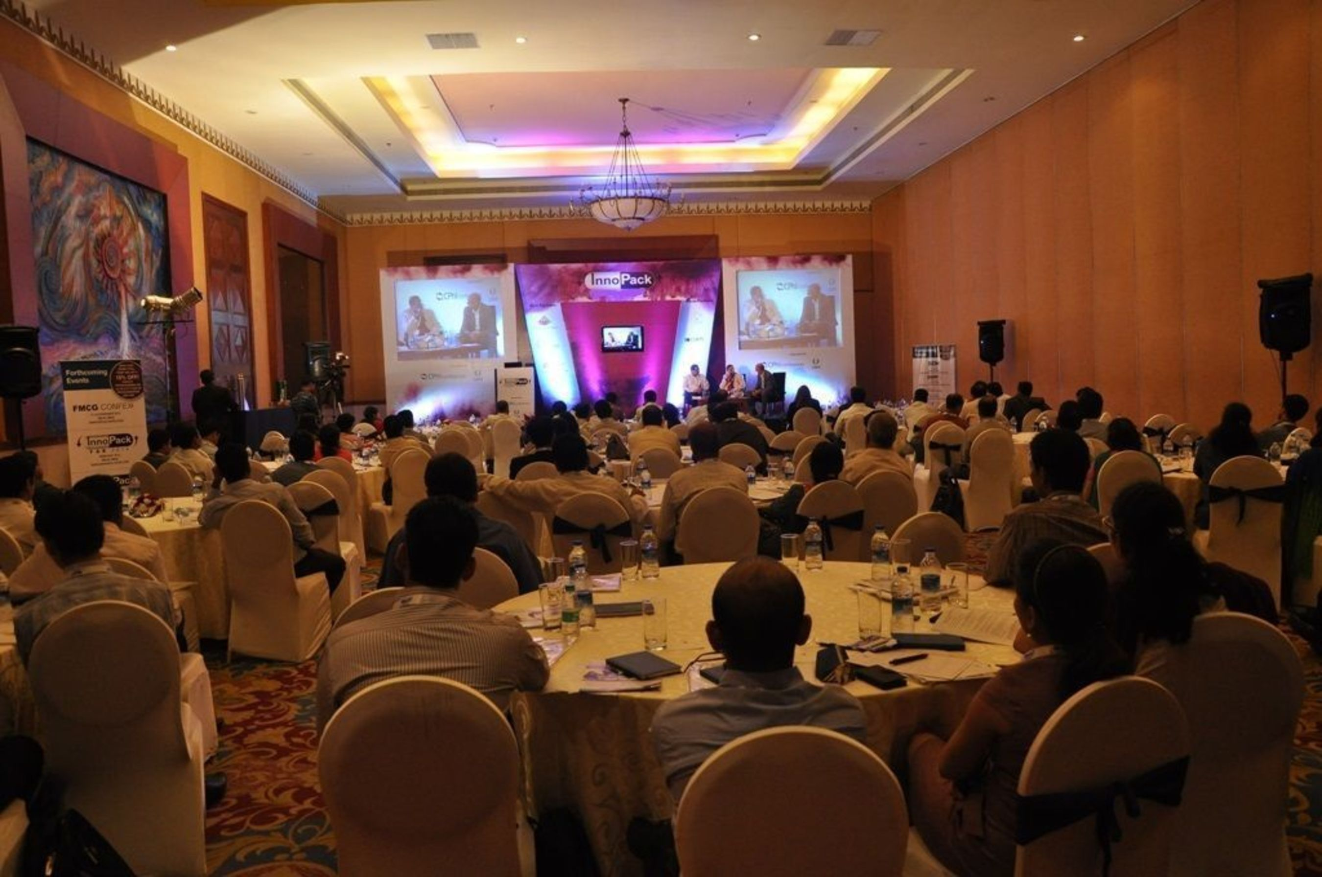 InnoPack Pharma Conference (PRNewsFoto/UBM India)