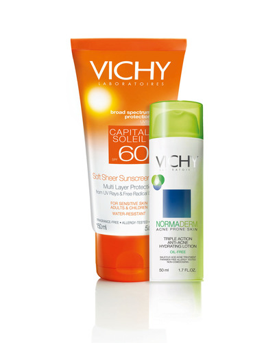 Vichy Laboratoires Wins Allure and Fitness Magazine Beauty Awards