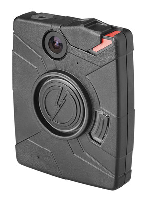Axon Body camera by TASER International.